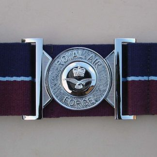 ROYAL AIR FORCE Interlocking Buckle Stable Belt