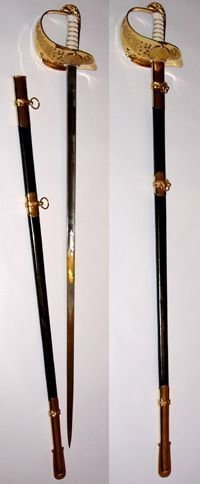 ROYAL AIR FORCE Officers Dress Sword
