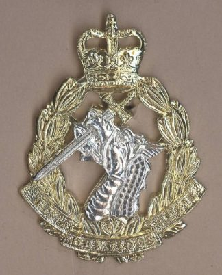 ROYAL ARMY DENTAL CORPS QC a/a Cap Badge