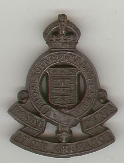 ROYAL ARMY ORDNANCE CORPS KC