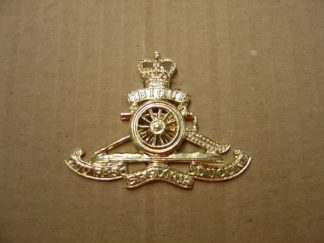 ROYAL ARTILLERY QC a/a small pattern Beret badge
