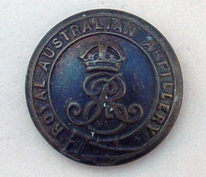 ROYAL AUSTRALIAN ARTILLERY KC ERVII Cypher 25mm OR