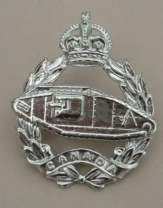 ROYAL CANADIAN ARMOURED CORPS KC 'W.Scully Ltd.'