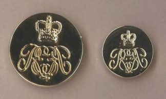 ROYAL ENGINEERS blazer buttons large