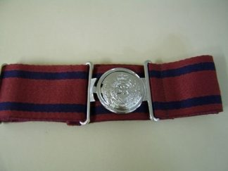 Royal Engineers Interlocking Buckle Stable Belt