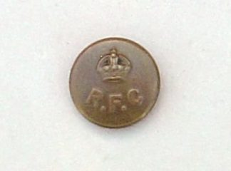 ROYAL FLYING CORPS 16mm officers g/m button