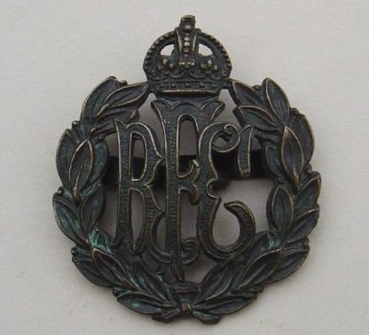 ROYAL FLYING CORPS KC OFFICERS SERVICE DRESS bronz