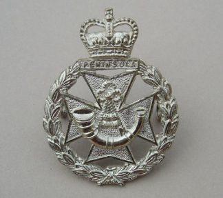 ROYAL GREEN JACKETS BRIGADE QC sil.pl. Officers c/