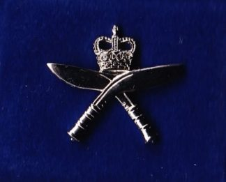 ROYAL GURKHA REGIMENT - LAPEL PIN