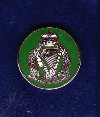 ROYAL IRISH REGIMENT - LAPEL BADGE