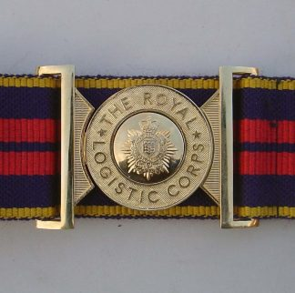 Royal Logistic Corps Interlocking Buckle Stable Belt