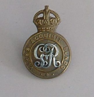 ROYAL MILITARY COLLEGE GRV bi/metal