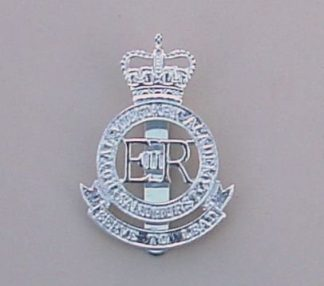 ROYAL MILITARY COLLEGE SANDHURST a/a cap badge