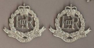 ROYAL MILITARY POLICE QC silVER plate. Pr