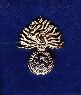 ROYAL REGIMENT OF FUSILIERS - LAPEL BADGE