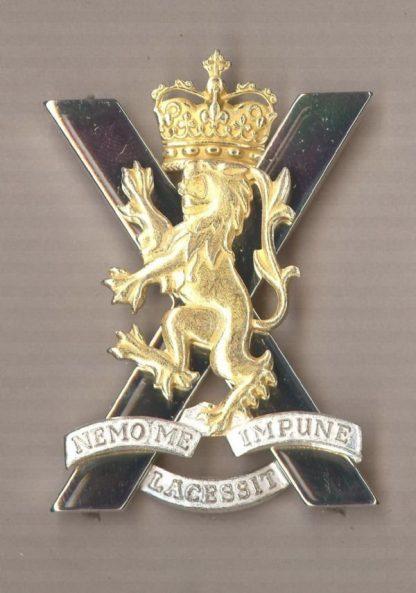 ROYAL REGIMENT of SCOTLAND - Bonnet badge