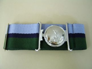 Royal Signals Interlocking Buckle Stable Belt