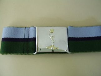 Royal Signals Square Buckle Stable Belt