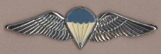 SA PARA BASIC - metal wings 'SILVER' NICKEL wing