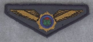S.A. POLICE - CLOTH EMBROIDERED WING