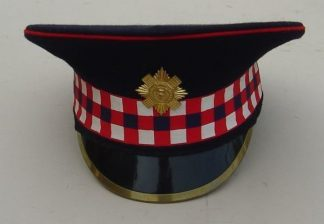 SCOTS GUARDS OR's Peaked Dress Cap with a/a badge
