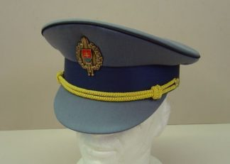 SLOVAK ENLISTED MAN'S PEAK CAP