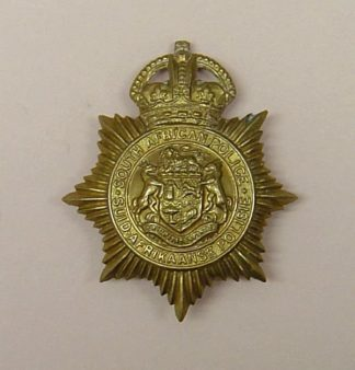 SOUTH AFRICA Large Cap Badge KC g/m