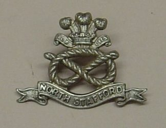 SOUTH STAFFORDSHIRE REGIMENT K.C, Volunteer Bn. wm