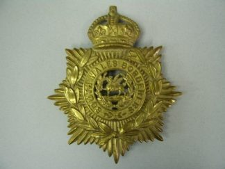 SOUTH WALES BORDERERS KC ORs g/m seperate centre