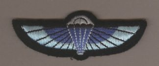 ECIAL AIR SERVICE embroidered wings