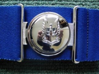 SPECIAL AIR SERVICE REGIMENT Interlocking Buckle