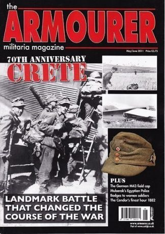 Armourer Magazine - Issue 105 - May/June 2011