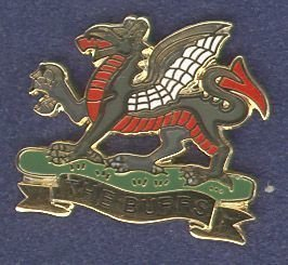BUFFS - LAPEL BADGE