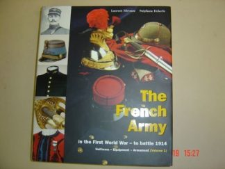 FRENCH ARMY in the First World War - to Battle in 1914