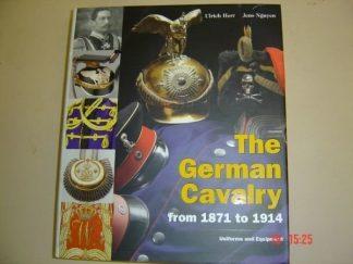GERMAN CAVALRY 1871 - 1914