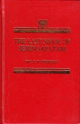 Last Siege of Seringapatam