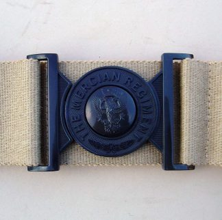 MERCIAN REGIMENT Interlocking Buckle Stable Belt