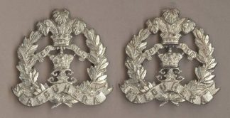 'MIDDLESEX REGIMENT' silver (not hall marked)