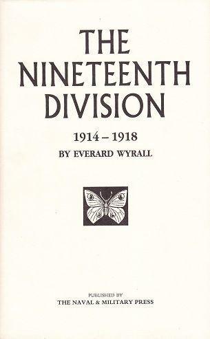 Nineteenth Division 1914-1918