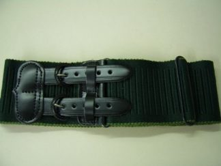 RIFLES Leather Straps Stable Belt