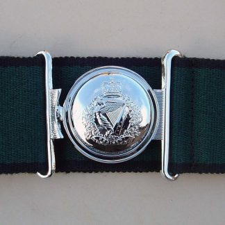 ROYAL IRISH REGIMENT Interlocking Buckle Stable Belt