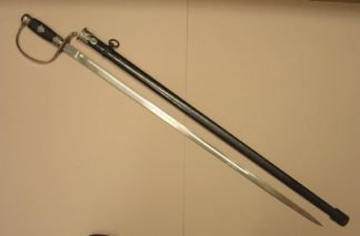 THIRD REICH POLICE SWORD