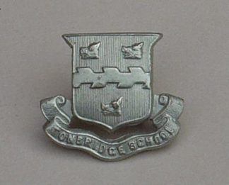 TONBRIDGE  SCHOOL O.T.C. w/m collar dog