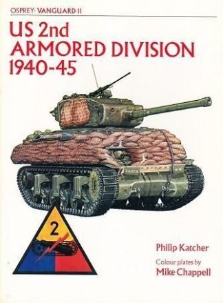 NGUARD 11 US 2nd ARMOURED DIVISION 1940-45