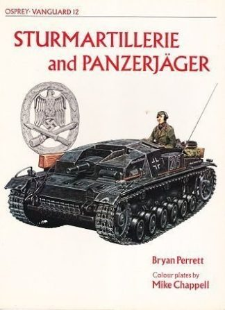 VANGUARD 12 STURMARTILLERIE AND PANZERJAGER