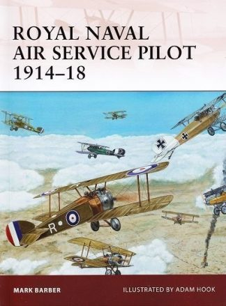 R 152: ROYAL NAVAL AIR SERVICE PILOT 1914-18