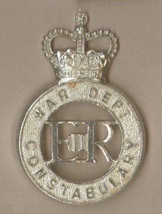 R DEPT. CONSTABULARY QC silver a/a c/b