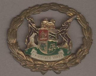 WARRANT OFFICER Cl.2 - SOUTH AFRICA post 1960 sleeve Rank Badge.