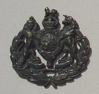 WARRANT OFFICER CLASS 1 and CONDUCTOR KC bronzed