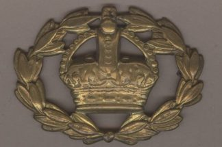 WARRANT OFFICER - CLASS 2 -KC g/m WWI and WWII-CSM